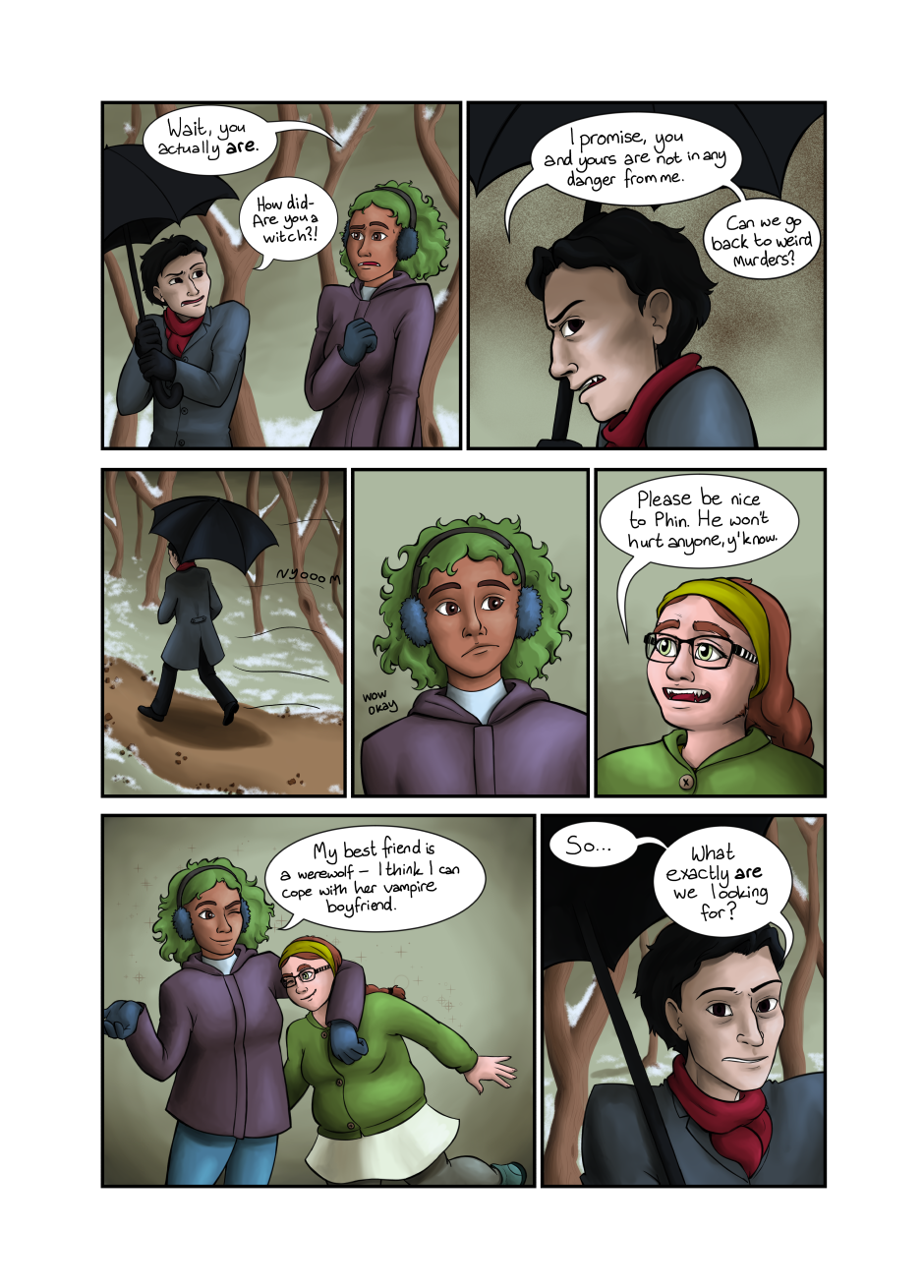 Blood and Flowers - Page 9