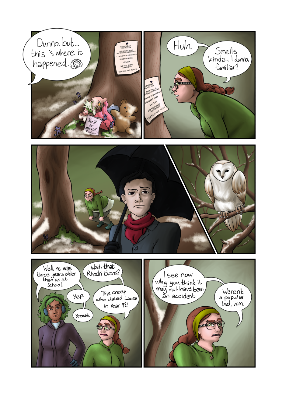 Blood and Flowers - Page 10
