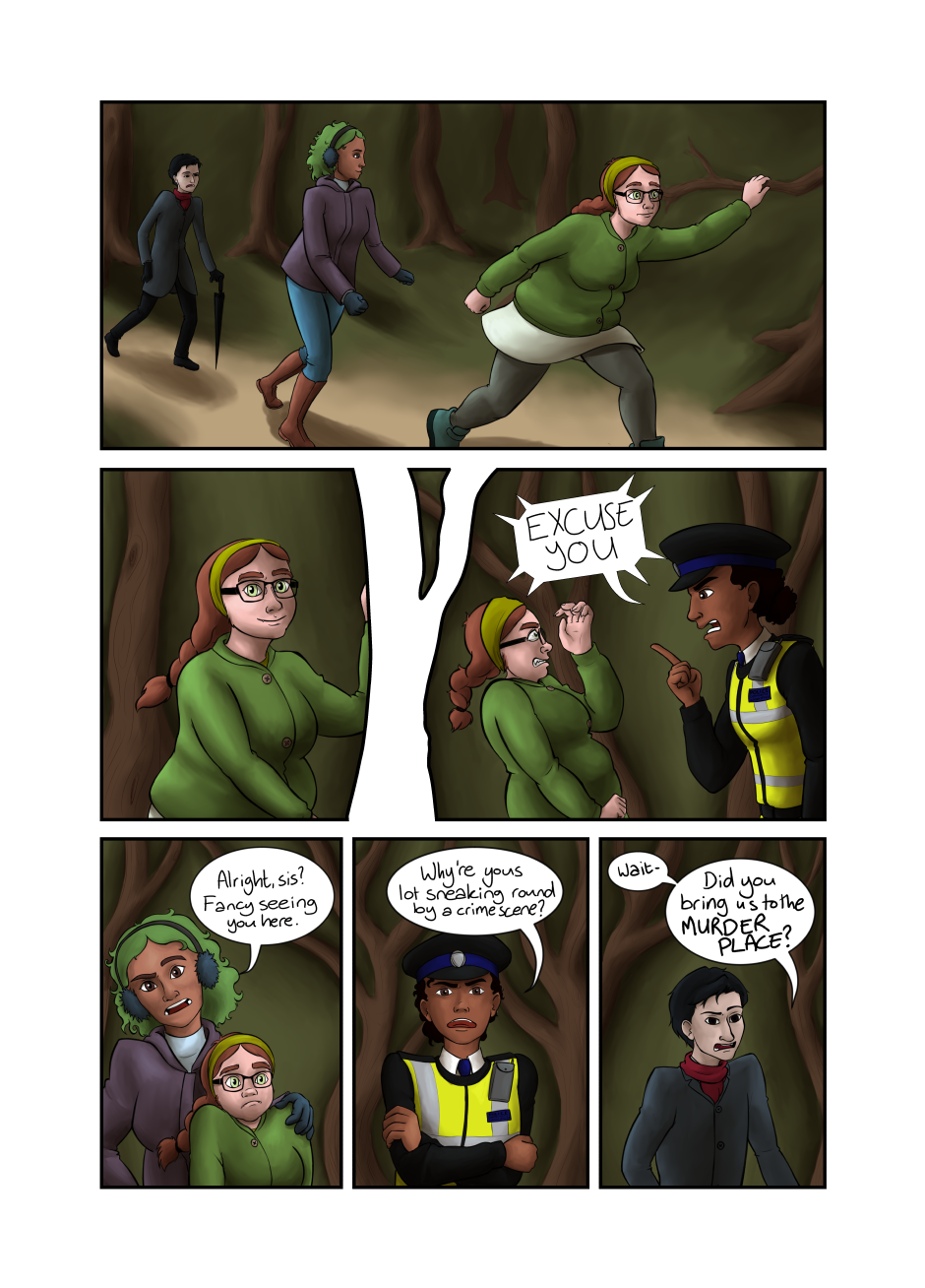 Blood and Flowers - Page 14
