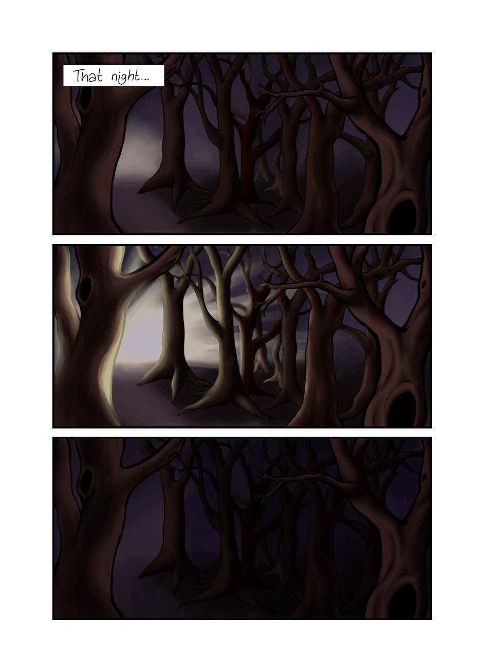 Blood and Flowers - page 20