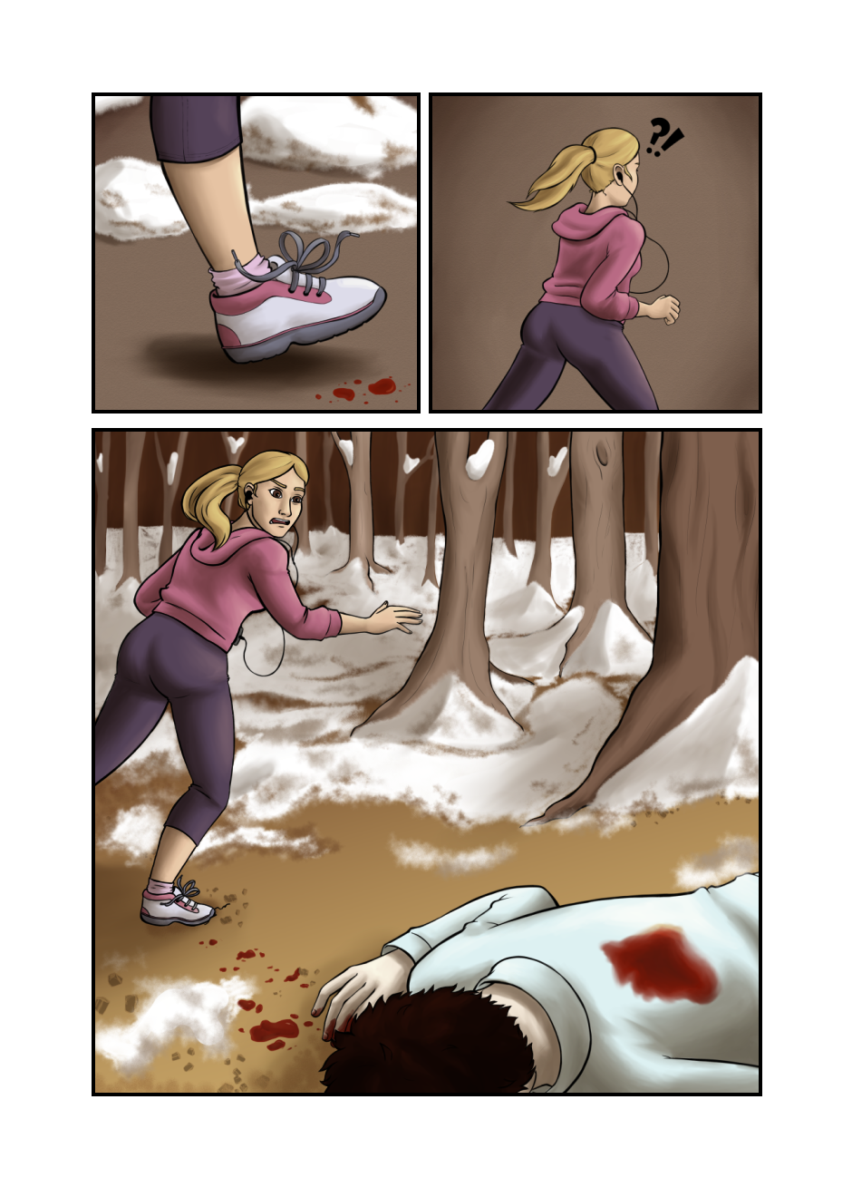 Blood and Flowers - page 21