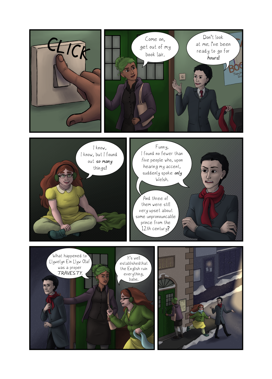 Blood and Flowers - Page 30