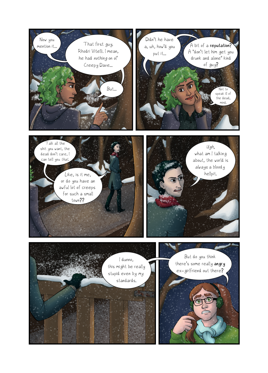Blood and Flowers - Page 33