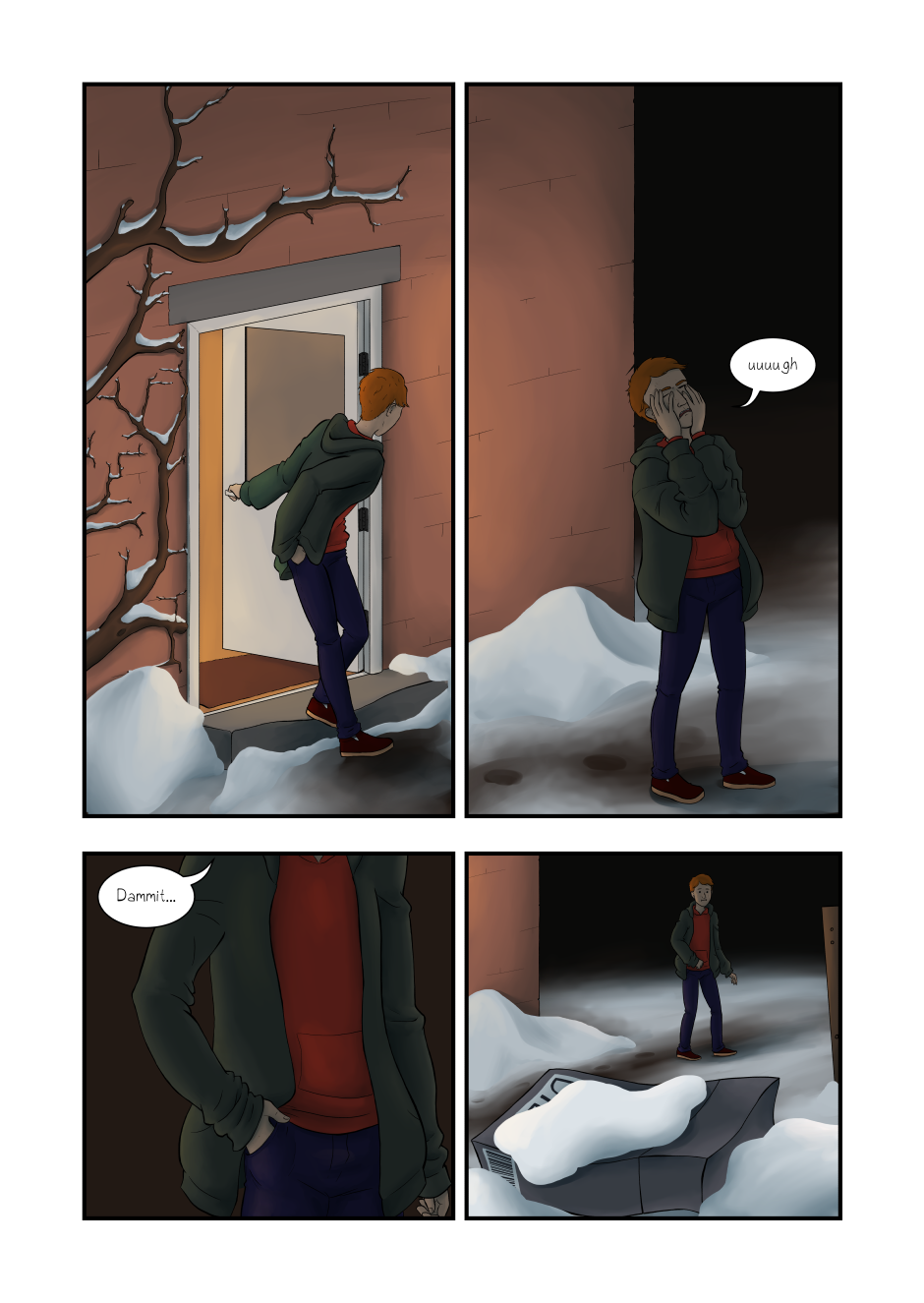 Blood and Flowers - Page 36